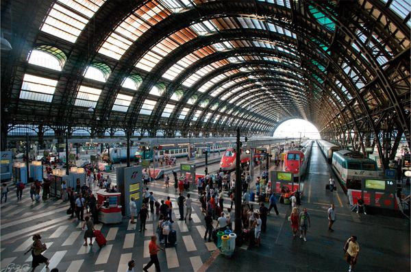 Milano-Stazione-Centrale